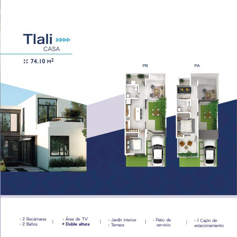Casa Tlali Nuevo Proyecto