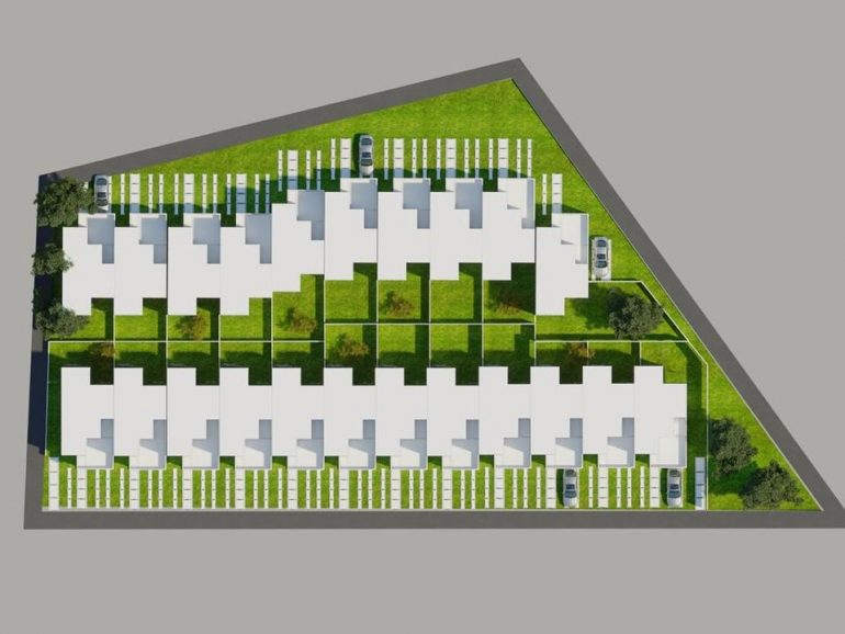 Casas Independencia Nuevo Proyecto
