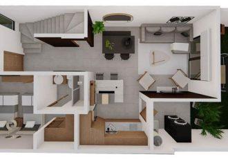 Casas Independencia Lote No.3