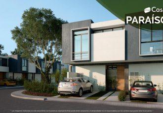 Casa Modelo Paraíso Bahía