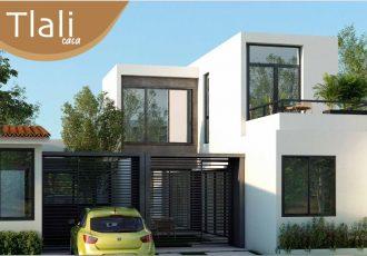 Casa Modelo Tlali Senya