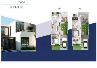 Modelo Casa Tlali Andador