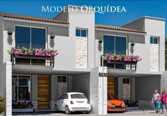 Casa Modelo Orquídea